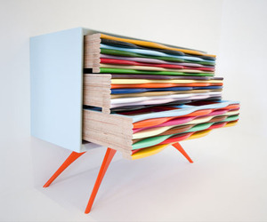 Colourful Furniture