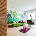 Colorful Apartment Interior | Maurizio Giovannoni
