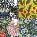 Commemorative William Morris Stamps