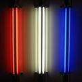 Communist tube lights