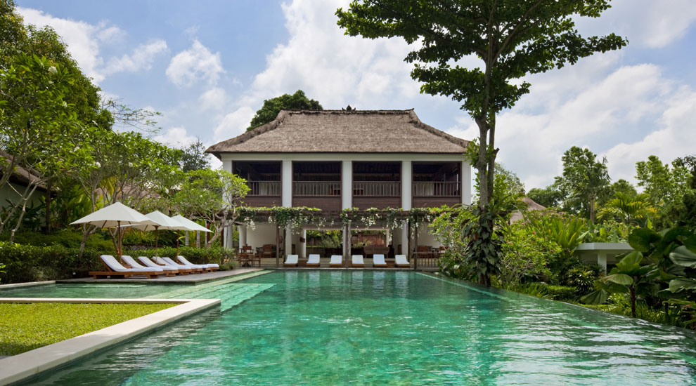 Como uma ubud resort in bali for Design boutique hotel ubud