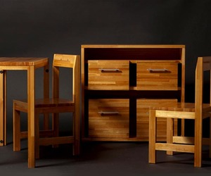 Ludovico Compact Furniture Set by Claudio Sibille