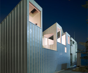 Complex House in Nagoya - Edition29 ARCHITECTURE