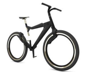 Concept Hybrid City Bike 2012