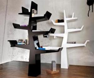Concept Tree Bookshelf