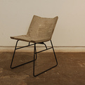 Concrete Chair by Douglas Johnston and Yuji Hsiao