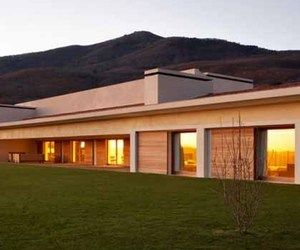 Concrete House in Avila by A-cero Architects