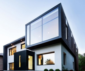 Connaught Residence by Naturehumaine
