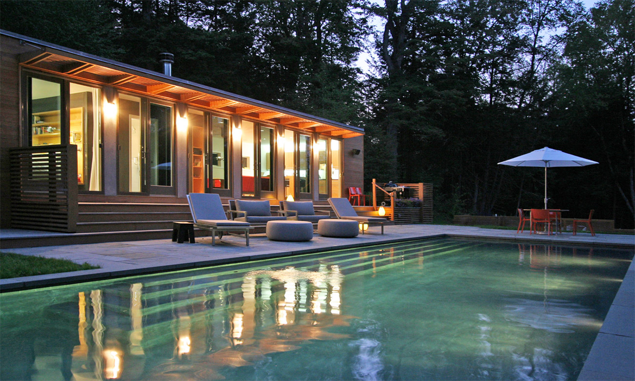 Connecticut pool house by resolution 4 architecture for Pool and pool house