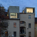 Containers on Rooftops by HSH Architekti