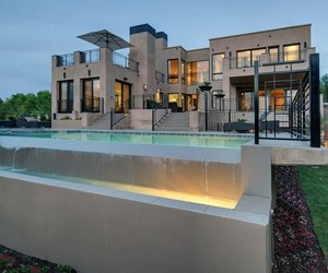 Contemporary $6 Million Bel Air, Los Angeles Mansion