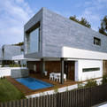 Contemporary Twin Homes