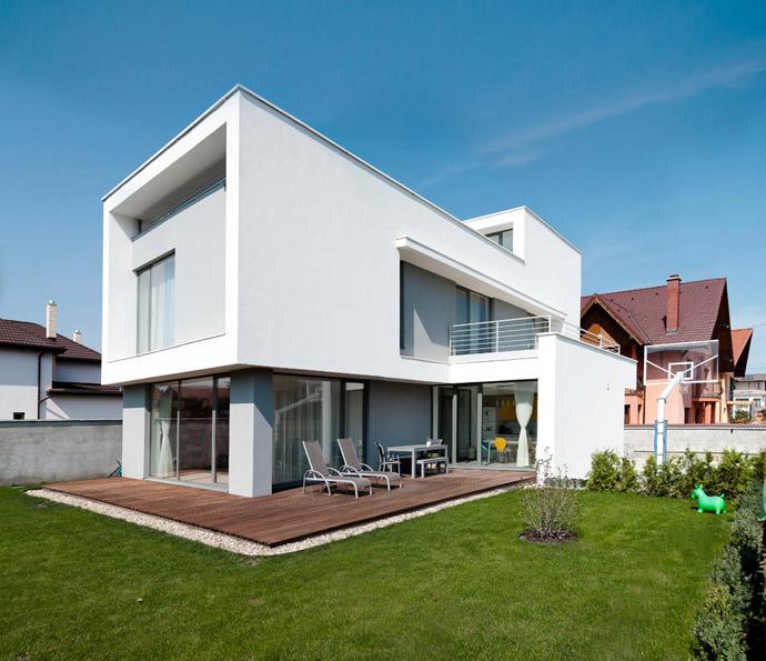 Contemporary Architecture In Romania