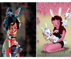 Contemporary Artists Interpret The Iconic Playboy Bunny