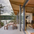 Contemporary Cabin on Cortes Island