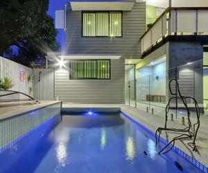 Contemporary Concrete House in Brisbane