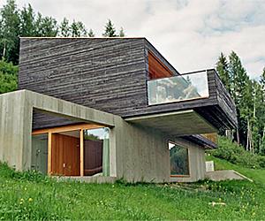 Contemporary Cottages Near Salzburg