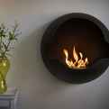 Contemporary Cupola Fireplace From Vauni