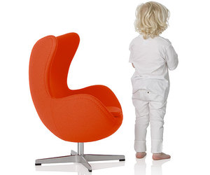 Contemporary Designer Chairs For Kids!