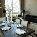 Contemporary Dining rooms by Ammie Kim