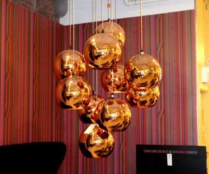 Contemporary Globe Lights