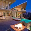 Contemporary Home with Spectacular Views of Downtown LA