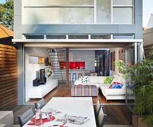 Contemporary Leichhardt Addition by Rolf Ockert Design
