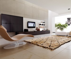 Contemporary Living Room - Zalf