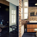 Contemporary Living Studio by Viktor Clasp