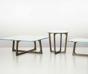 Contemporary Loophole Table Collection By Geiger