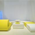 Contemporary Lounge Furniture PARK By Lars Contzen