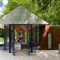 Contemporary Pool & Garden Pavilion by Robert M. Gurney