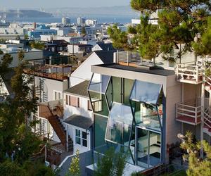 Contemporary Prism-Like House
