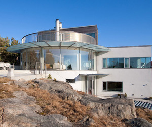 Contemporary Residence in the Archipelago of Gothenburg