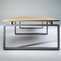 Contemporary Window Table by Merckx Arnold