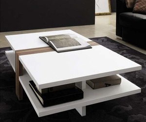 Contemporary Wood Coffee Table From Hülsta