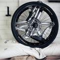 Contortionist Folding Bike