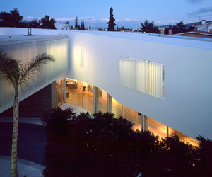 Psychiko House: Inspired by the Cityscape of Athens