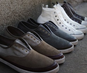 Converse by John Varvatos Laceless Vintage Collection