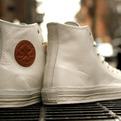 Converse Chuck Taylor All Star – Premium White Leather