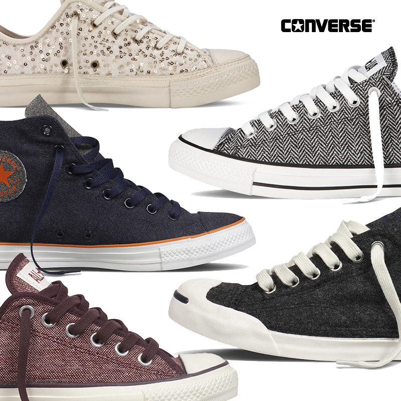 563e34cb0f64 Converse New 2012 Holiday Collection