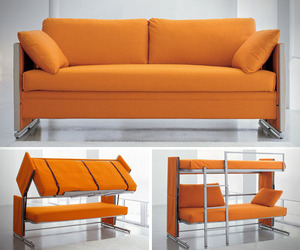 Convertible Couch Bunk Bed