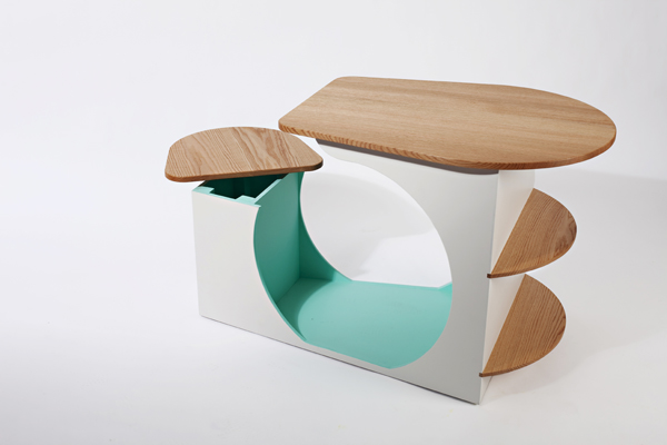Cool Desk Designs cool designer's kids desks