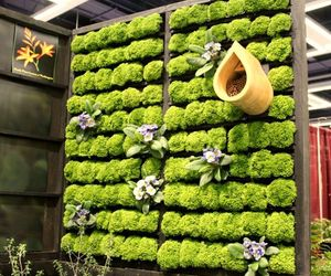 Cool DIY Green Living Wall Projects