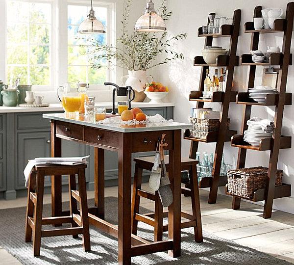 Kitchen Shelf Ideas: Cool Kitchen Storage Ideas