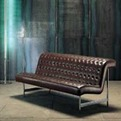 Cool Leather Couch - Amerigo by Valdichienti