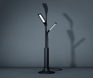 Cool LED Floor Lamp