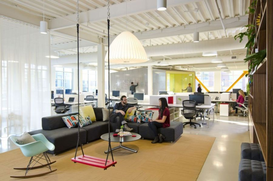 Cool Office Space For FINE Design Group By Boora Architects Interesting How To Design An Office Space