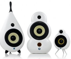 Cool Retro Speakers