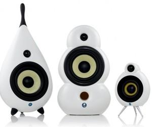 Cool Retro Speakers